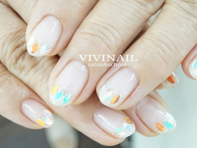 VIVI NAIL ジェルネイル-2410