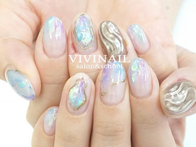 VIVI NAIL ジェルネイル-2414