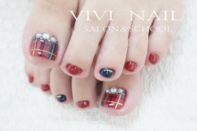 VIVI NAIL フットネイル-365