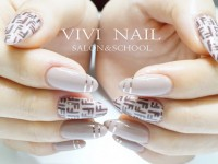 VIVI NAIL ジェルネイル-2439