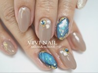 VIVI NAIL ジェルネイル-2457