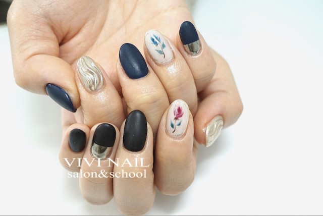 VIVI NAIL ジェルネイル-2459