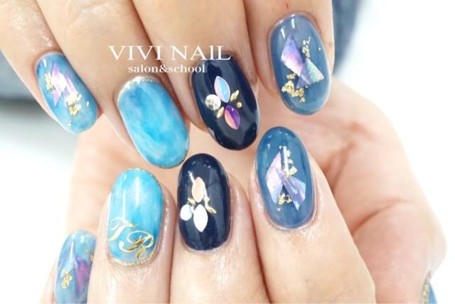 VIVI NAIL ジェルネイル-2480