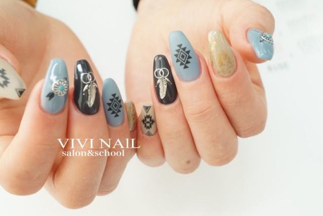 VIVI NAIL ジェルネイル-2482