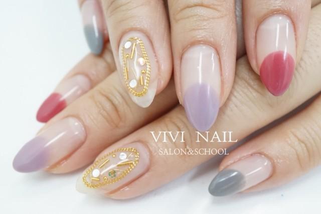 VIVI NAIL ジェルネイル-2493