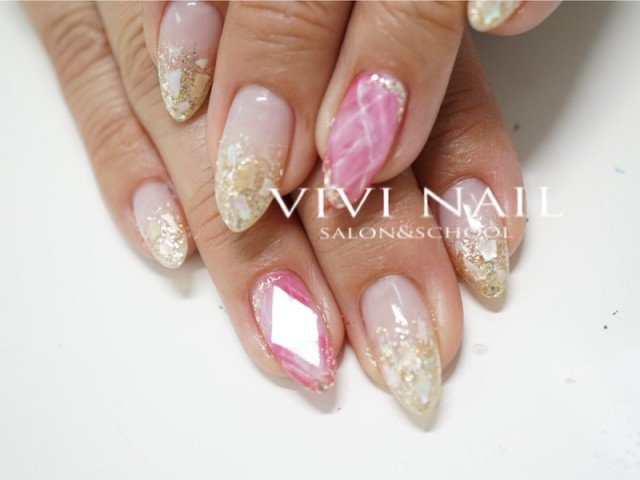 VIVI NAIL ジェルネイル-2494