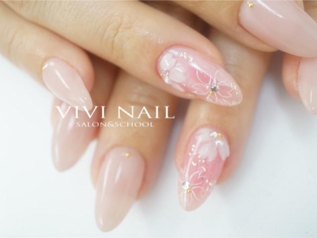 VIVI NAIL ジェルネイル-2495