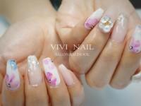 VIVI NAIL ジェルネイル-2498