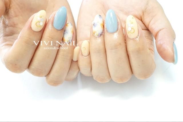 VIVI NAIL ジェルネイル-2503